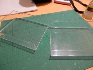 おさかな観察水槽材料(2)